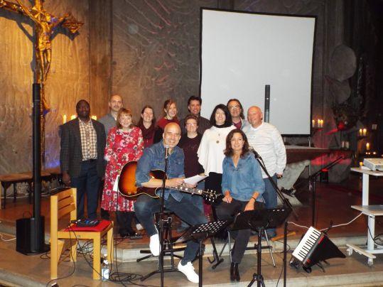 2. Passauer Worship Night 19.10.2019 FRESH und Kosse 2