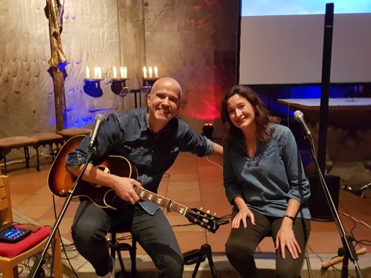 2. Passauer Worship Night Margarete und Lothar