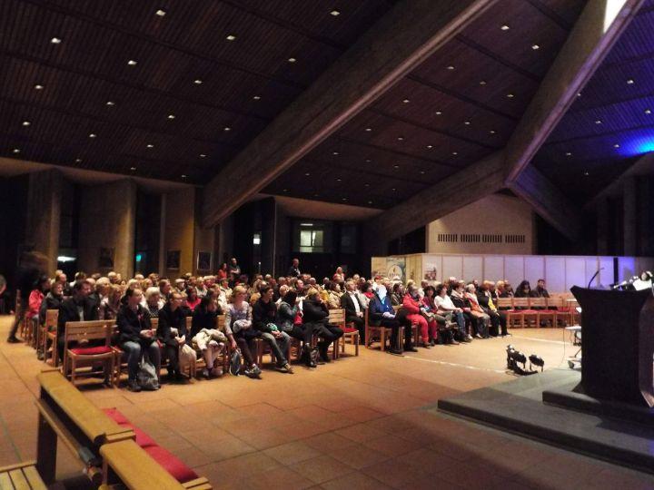 2.Passauer Worship Night 19.10.2019 Auditorium